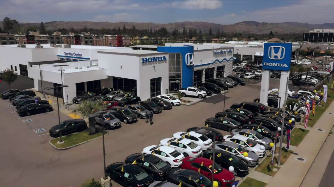 Keyes Woodland Hills >> Keyes Woodland Hills Honda Dealership Tour