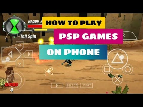 How to download & play psp games on android with ppsspp emulator.