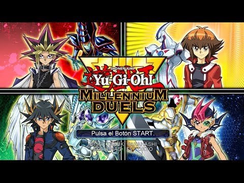 yu-gi-oh millennium duels xbox 360