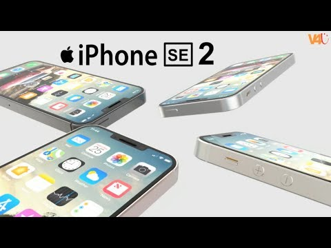 iPhone SE 2 First Look, Specs, Release Date, Design, Trailer, Features, Camera, Launch, Price