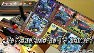¿Te Acuerdas de TV Game?