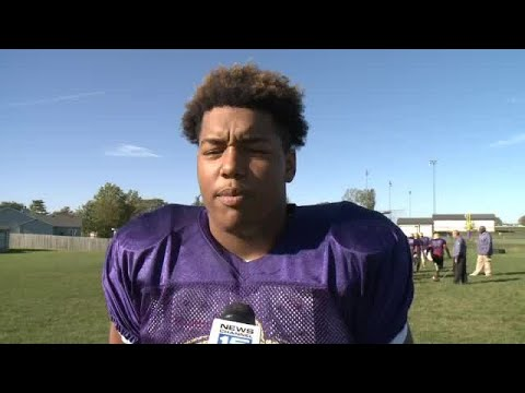 New Haven's Antwone Washington, Luke Watson, and coach Jim Rowland full interviews 10/18/17