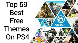 Top 59 Best Free Themes For PS4 On PlayStation Store