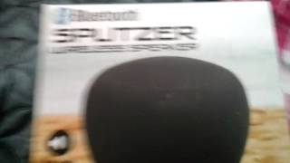 Bass jaxx splitzer wireless bluetooth speaker review