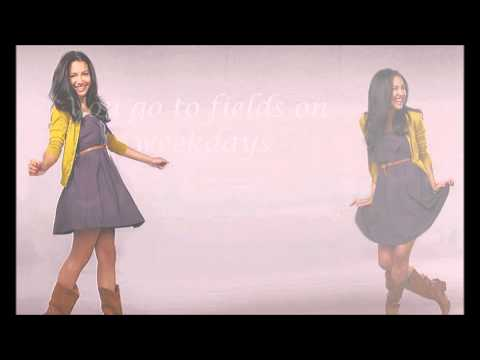 Glee Cast- Nutbush City Limits (With Lyrics!)
