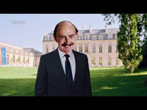 Michel Blanc président: son programme en une minute