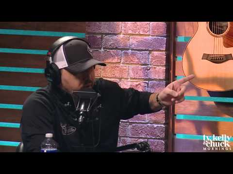 """Jason Aldean Describes How Important It Was for """"She's Country"""" to Succeed - Ty, Kelly & Chuck"""