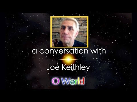 O World Project Interview - Joe Keithley - Singer/Songwriter DOA, Social Activist