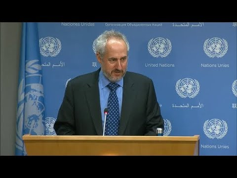 The Protection of Civilians in Armed Conflict & Other Topics - Daily Briefing (22 May 2018)