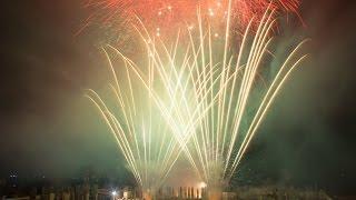 Celebrating Diwali With Fireworks | Phoenix Marketcity Chennai