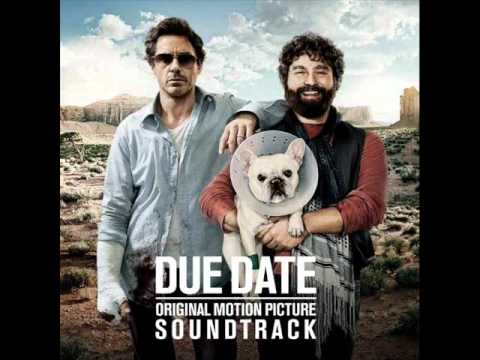 Due Date Soundtrack: Christophe Beck - Glaucoma [HD]