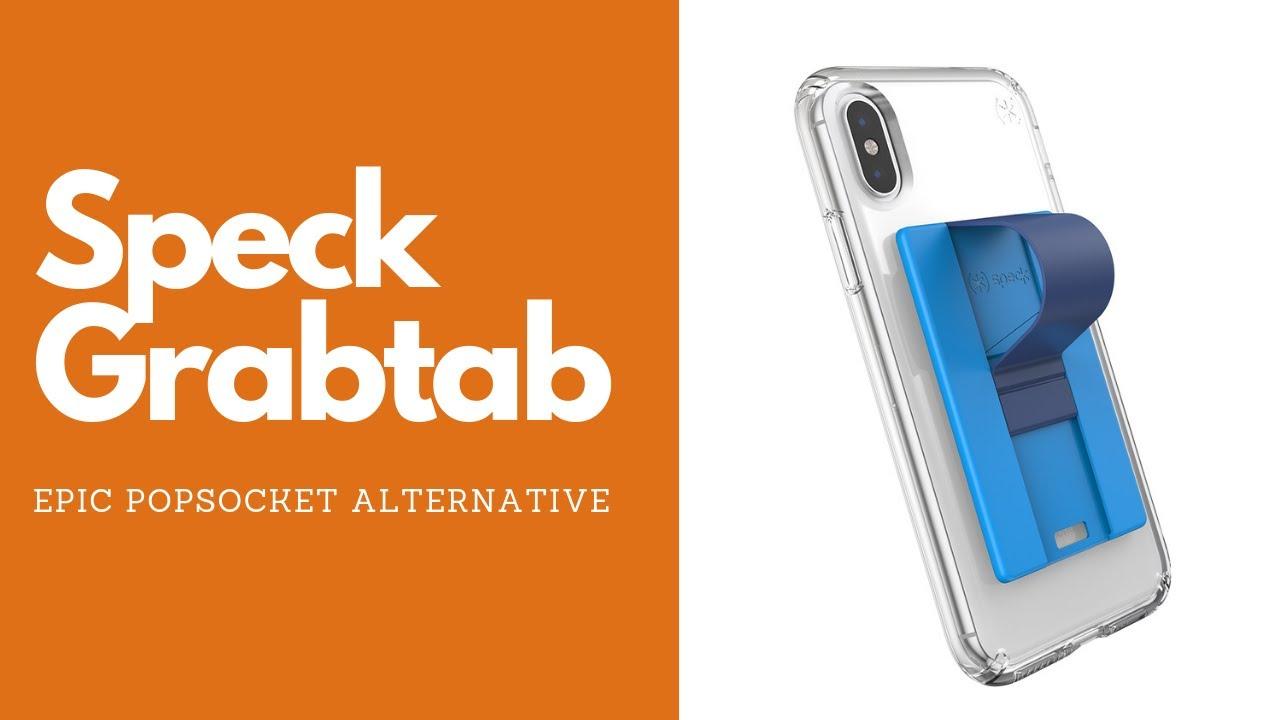 outlet store 10766 0e288 Speck Grabtab Review: Epic PopSocket Alternative