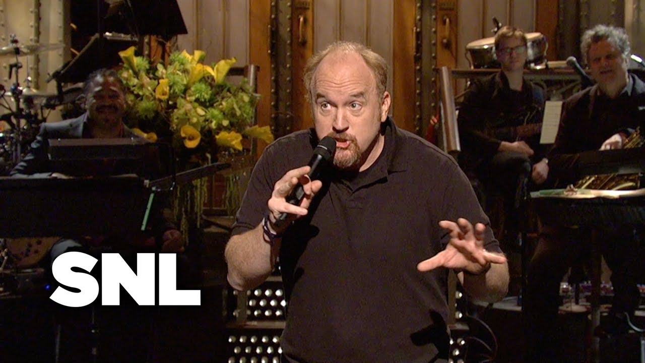Louis Ck Monologue Saturday Night Live Youtube