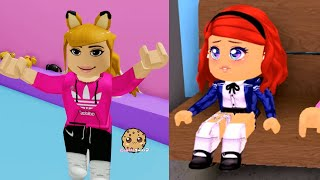 Fashion Royalty Model Let's Play Roblox Robloxia World Online Video Game