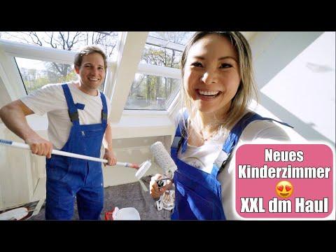 Neues Kinderzimmer planen & renovieren