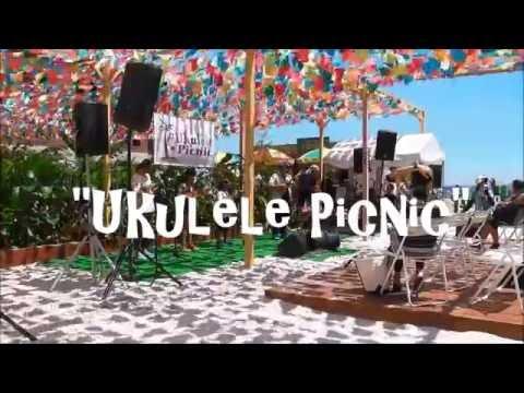 """""""Ukulele Picnic"""" - Ukulele Festival in Yokohama, Japan 2016"""