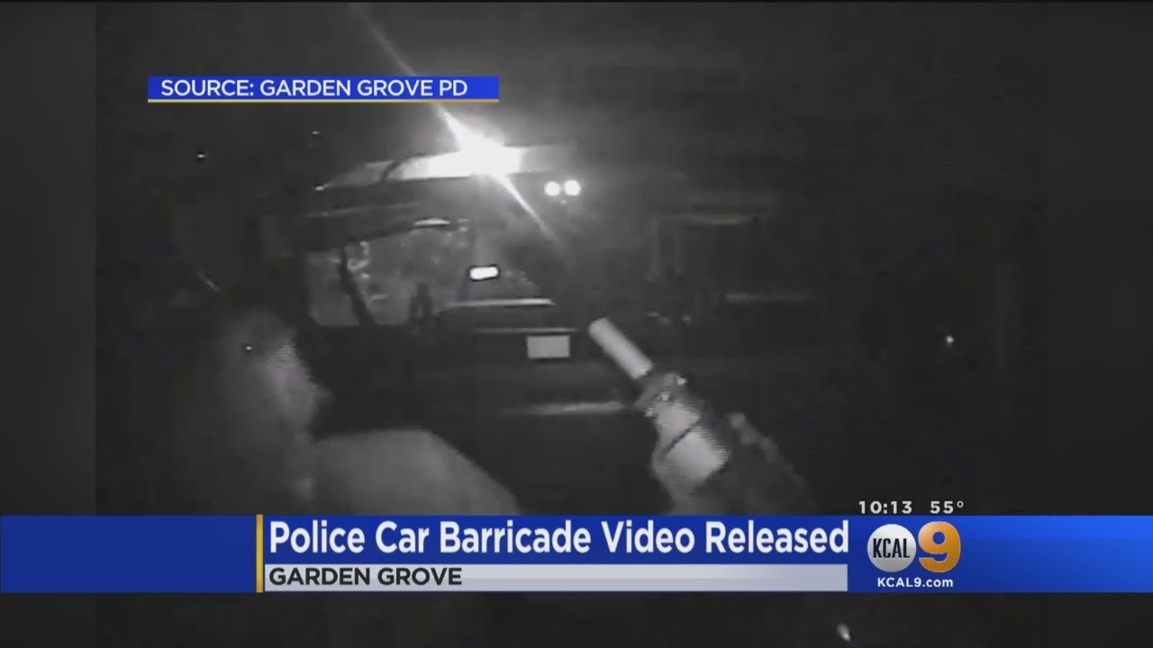 police-car-barricade-video-released