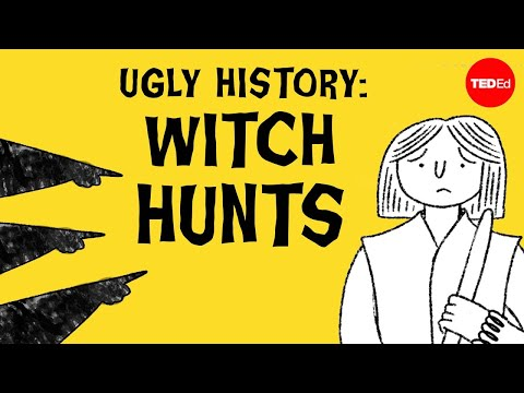 Video image: Ugly History: Witch Hunts - Brian A. Pavlac