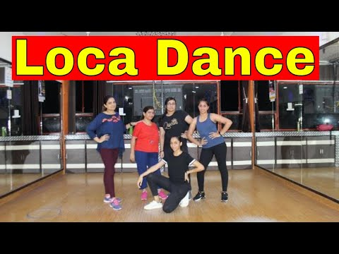 Loca | Easy Dance Steps For Girls | Choreography Step2Step Dance Studio | Yo Yo Honey Singh