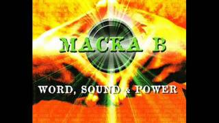 Macka B - Word, Sound & Power