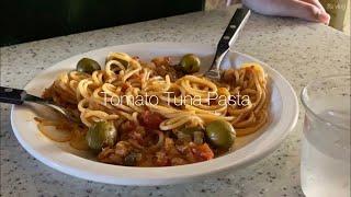 ffs table: Tomato Tuna Pasta 토…