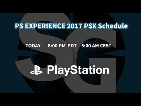 PlayStation Experience 2017 - Press Conference Live Stream HD