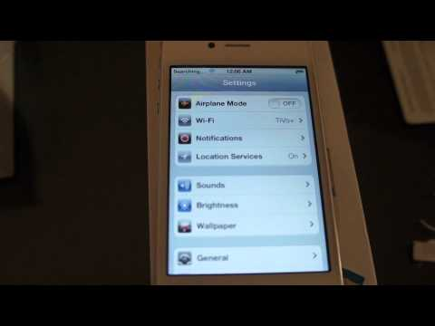 how to unlock sprint iphone 4s sprint iphone 4s comes unlocked 2623