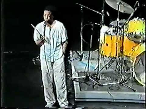 Tony Williams Drum Clinic 1985 pt.2/3