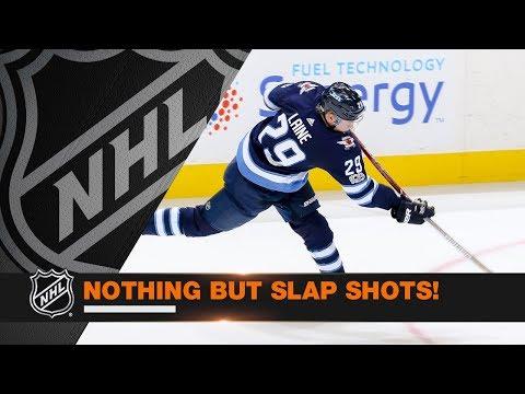 The Best Slap Shot Goals from Week 3
