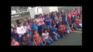 FCAT Baby- Mittye P. Locke Elementary