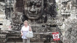 Великие храмы Камбоджи(Видеосюжет снят 10 - 12 декабря 2011 г. Автор - профессор факультета информатики Томского государственного унив..., 2014-04-16T02:20:44.000Z)