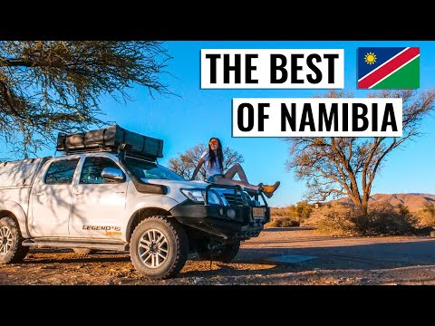 NAMIBIA - BEST 5 THINGS TO DO | TRAVEL GUIDE