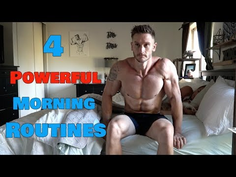 Morning Motivation: 4 Different Morning Routines to Try
