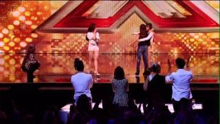 4th Power / 4th Impact (Audition - The X Factor UK 2015) - [Legendado - PT/BR]