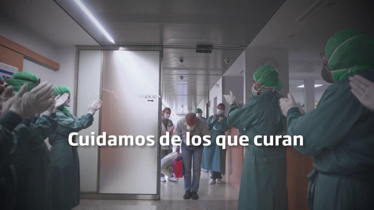 La Clínica Universidad de Navarra emplea equipos de protección reutilizables