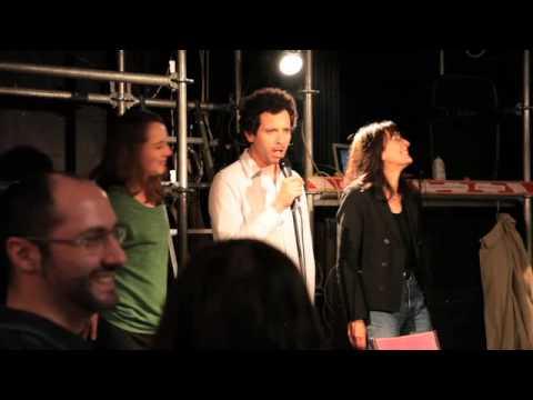 Cabaret de l'Austérité - extrait lecture MEO