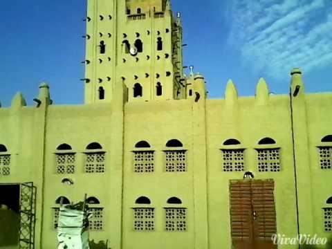 Grande Mosquée dé Niono-mali