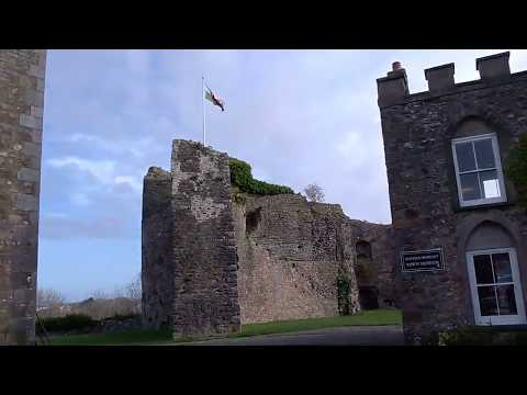 Travel Guide Haverfordwest South Wales UK