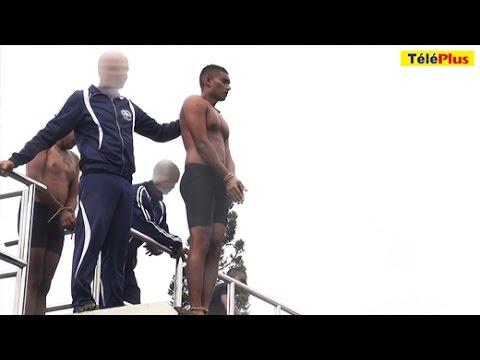 [Vidéo exclusive] GIPM : l'impitoyable test de survie dans l'eau