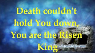 You Have Won The Victory/The Anthem - Full Gospel Baptist Church - Lyrics thumbnail