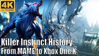 [4K 60 Review] Killer Instinct Evolution from MAME to Xbox One X