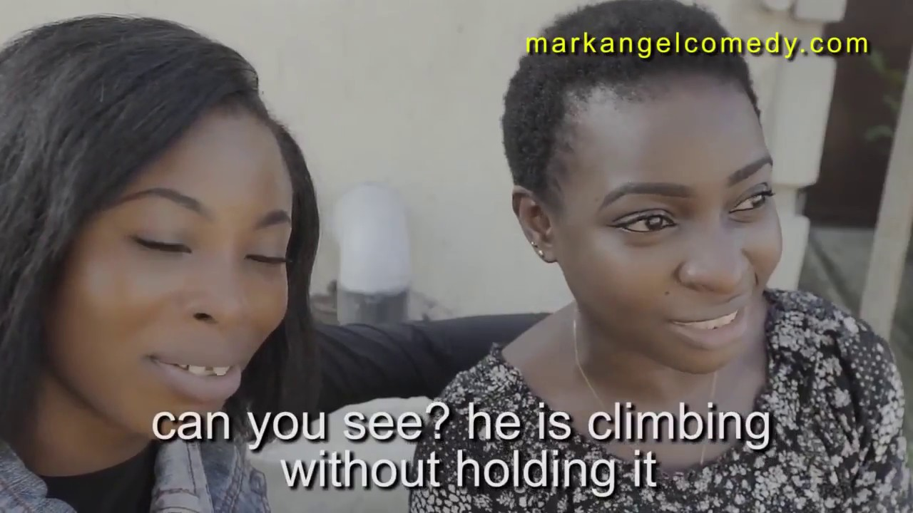 ELECTRICITY EMMANUELLA Mark Angel comedy  episode 117