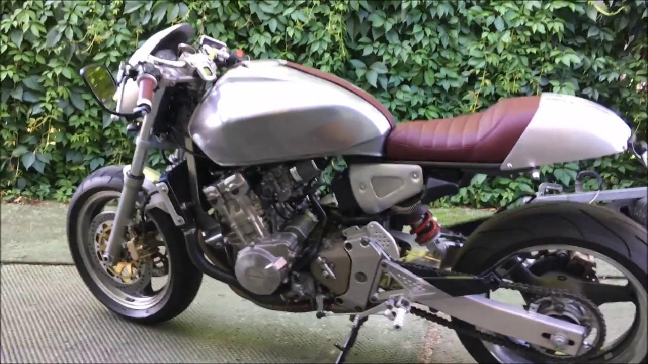 Populaire Honda CB 600 Hornet - Café racer - YouTube UH81