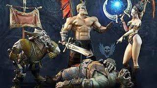 Видео обзор на игру Panzar Forged by Chaos смотреть онлайн