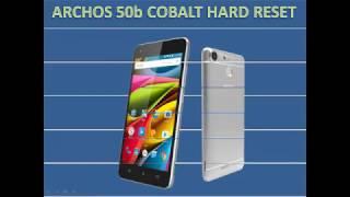 archos 50b Cobalt Hard Reset