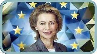 Ist SIE jetzt Europa? | Ursula von der Leyen