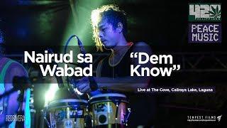 Nairud sa Wabad (Boom Boom Vibration - Dem Know Cover w/ Lyrics) - 420 Philippines Peace Music 6