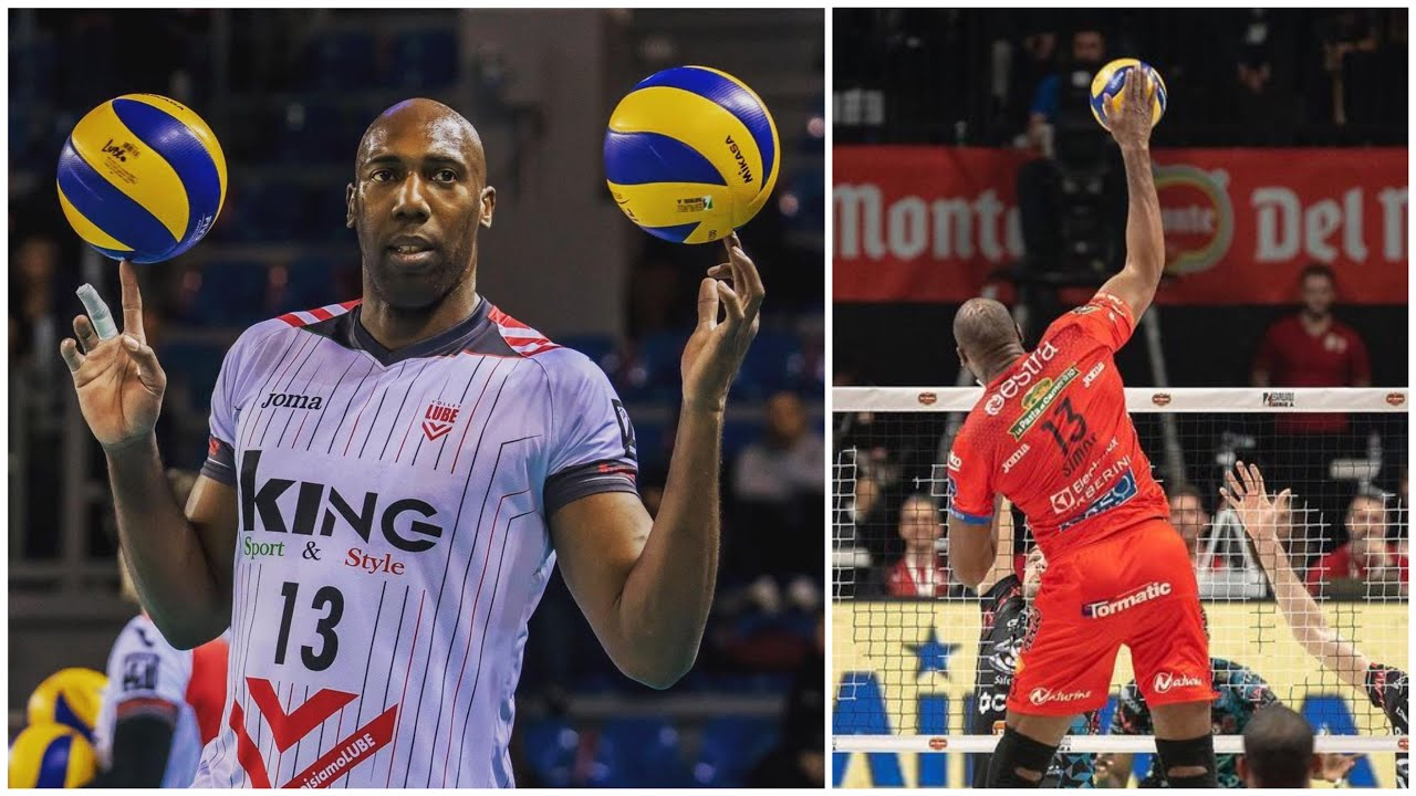 Robertlandy Simon Aties is the KING of Middle Blockers - HERE'S WHY !!! (HD)