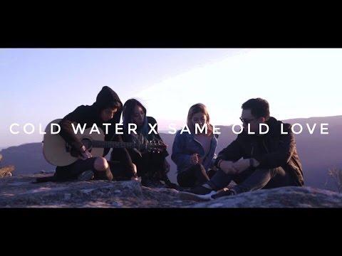 Cold Water x Same Old Love - Justin Bieber x Selena Gomez  (The Sam Willows Cover)