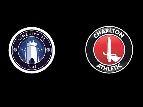 Limerick FC vs Charlton Athletic